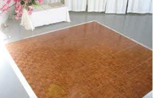 Picture of Dance Floor 24x24 Parquet Indoor & Outdoor