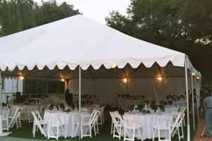 Picture of Garden Party Canopies All Sizes