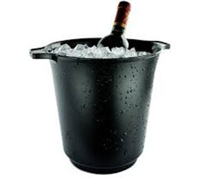 Picture of Beverage Champagne Bucket Black