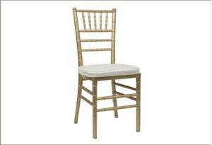 Picture of Chair Gold Chiavari - Cushion Seat