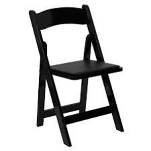 Picture of Chair Latte' Wooden - Padded