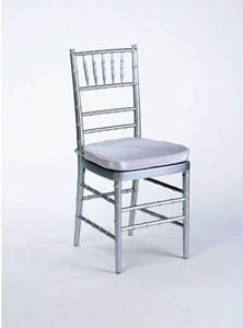 Picture of Chair Silver Chiavari - Cushion Seat