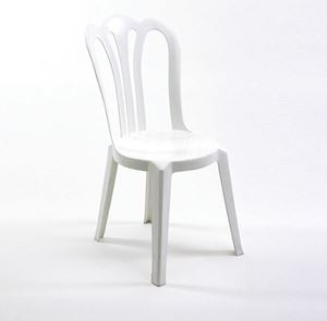 Picture of Chair White Bistro